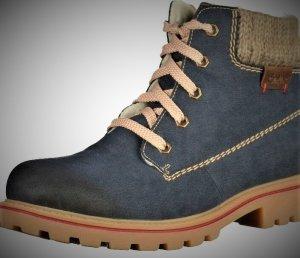 Rieker Damen Schuhe -Stiefeletten -Stiefel *wie neu* Gr.39