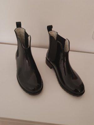 Rieker Wellington laarzen zwart