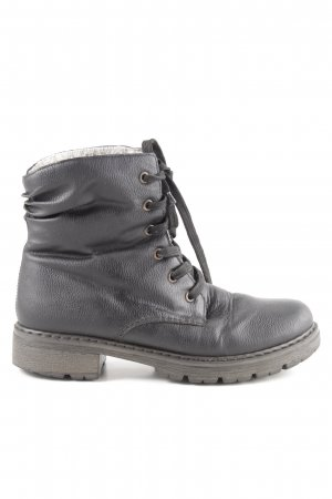 Rieker Short Boots black casual look