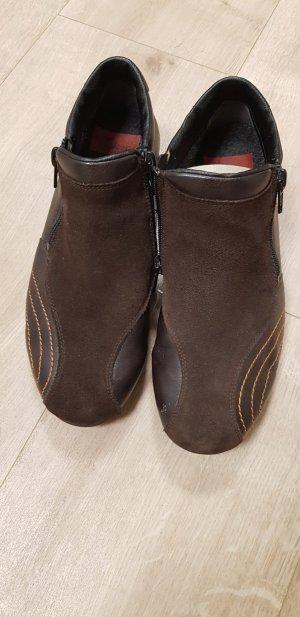 Rieker  Leder Sneakers Gr 38