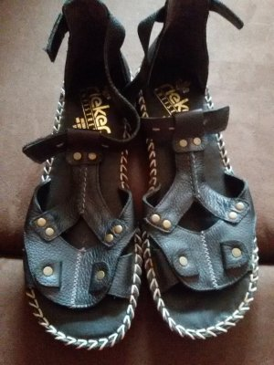 Rieker Sandale 39 Blau