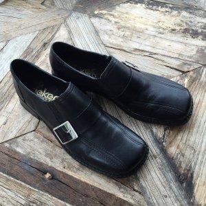 Rieker Schuh 39 -Neuwertig -schwarz