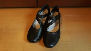 Rieker Strapped High-Heeled Sandals black