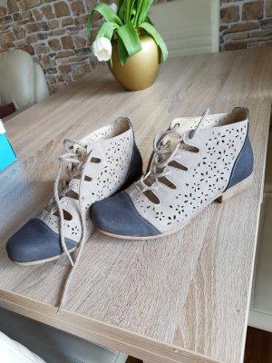 rieker Schuhe Stiefeletten gr. 37