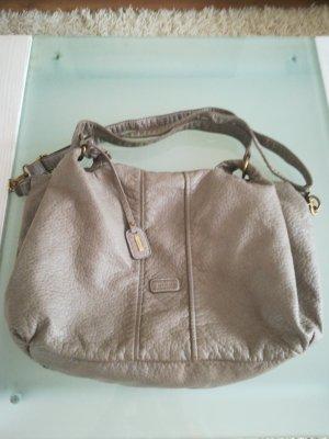 Rieker Shoulder Bag grey-sand brown