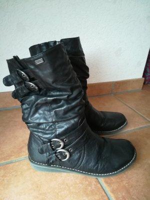 Rieker Stretch laarzen zwart