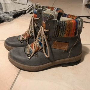 Rieker Winter Boots grey