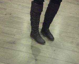 Rieker Winter Boots dark brown