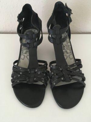 Riemchen-Sandalen Größe 39