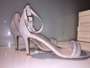 Riemchen-Sandaletten mit Fesselriemen