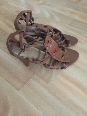 Riemchen-Sandaletten von Esprit