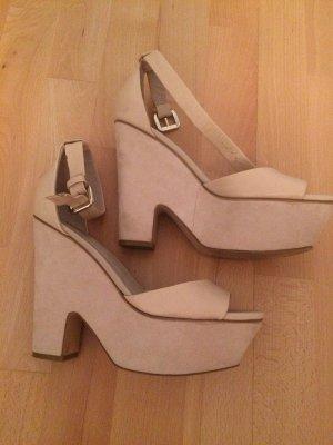 Riemchen-Schuhe von Zara
