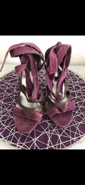 Aldo Strapped pumps dark violet-lilac