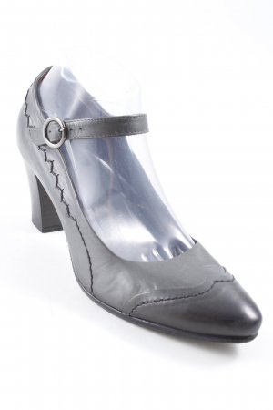Alberto Fermani Strapped pumps grey-taupe