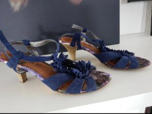 Tamaris Strapped pumps blue violet-blue