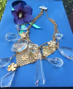 Pilgrim Collar estilo collier color oro