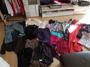 Woman for H&M Tailleur-pantalon multicolore