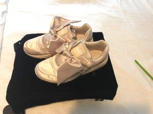 Rihanna Fenty Bow Sneakers Beige