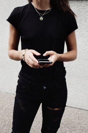 Rika T-Shirt schwarz