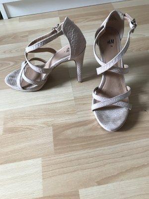 Rimchen high heels nude