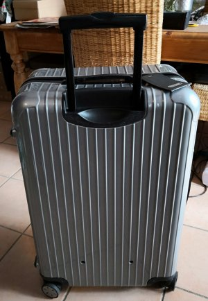 Rimowa Koffer zilver