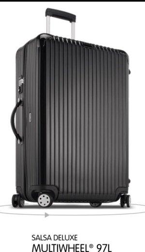 Rimowa Koffer zwart