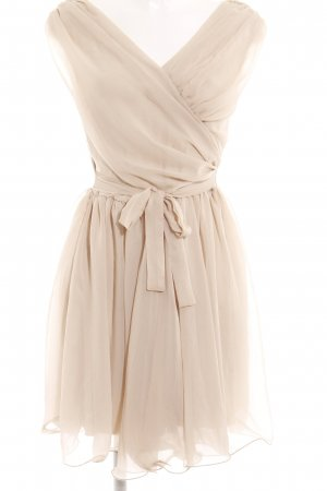 Rinascimento Abendkleid beige-creme Elegant