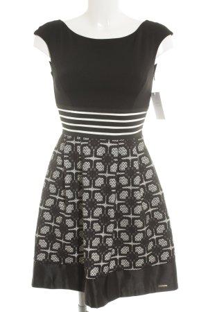 Rinascimento Abendkleid schwarz-weiß klassischer Stil