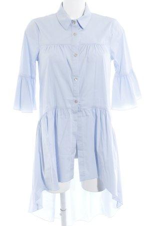 Rinascimento Blusenkleid babyblau Casual-Look