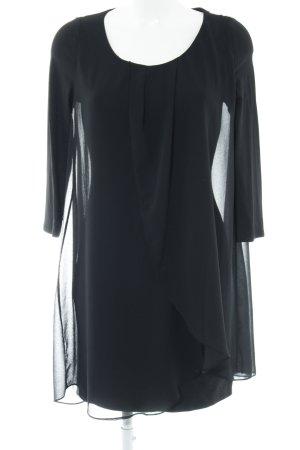 Rinascimento Blusenkleid schwarz Casual-Look