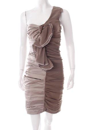 Rinascimento Cocktailkleid beige Eleganz-Look
