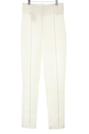 Rinascimento High-Waist Hose weiß schlichter Stil