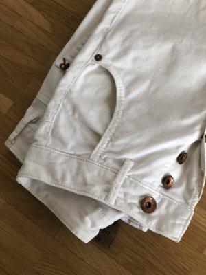 Rinascimento Baggy Jeans white