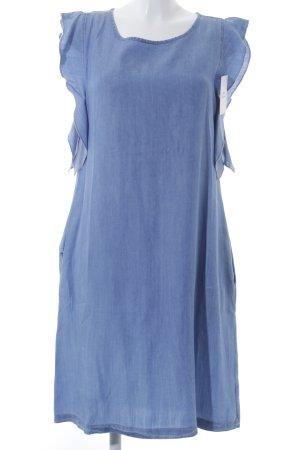 Rinascimento Jeanskleid hellblau klassischer Stil