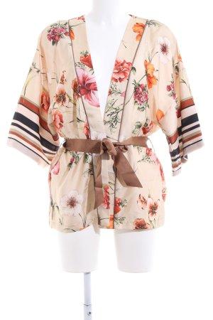 Rinascimento Kimono Blumenmuster Casual-Look