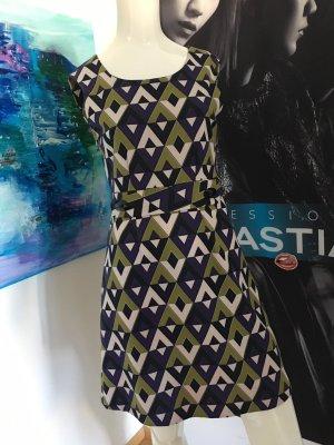 Rinascimento Kleid Pucci Stil Musterung Edle Farben super Zustand Small