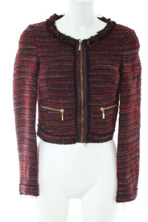 Rinascimento Kurzjacke meliert Street-Fashion-Look