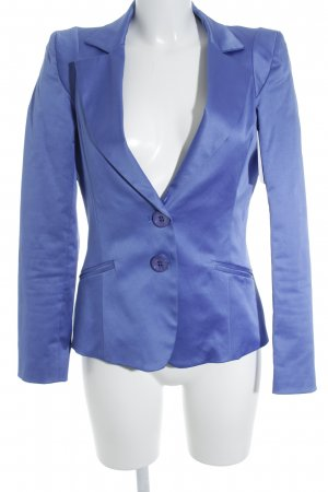 Rinascimento Long-Blazer kornblumenblau Business-Look