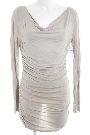 Rinascimento Longsleeve beige Casual-Look