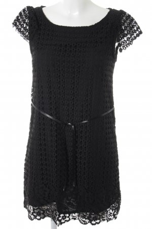 Rinascimento Minikleid schwarz Elegant