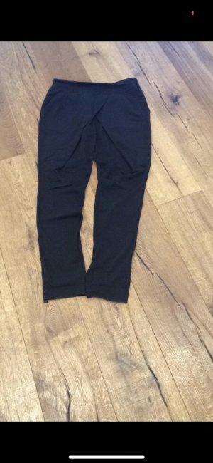 Rinascimento Pantalone jersey nero