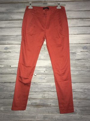 Rinascimento Peg Top Trousers red