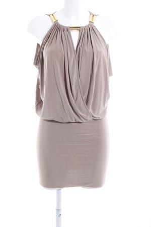 Rinascimento Stretch Dress nude elegant