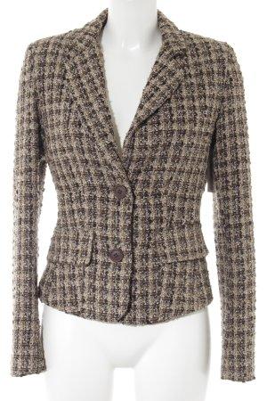 Rinascimento Tweed blazer veelkleurig retro uitstraling