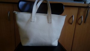 Vogt Carry Bag white leather