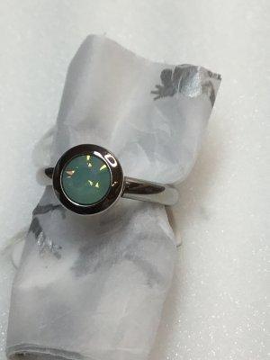 Ring grijs-groen