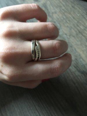 Ring, 16, Silber, Schmuck, Accessoires, 925er