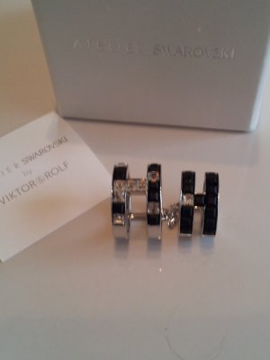 Ring 2 in eins Swarovski Ring  NP 179,- Euro