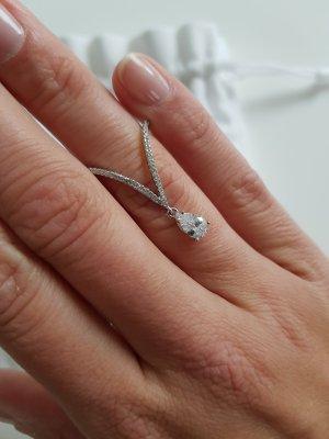 Ring 925 Silber 16 mm
