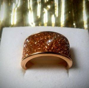 Tchibo / TCM Zilveren ring roségoud